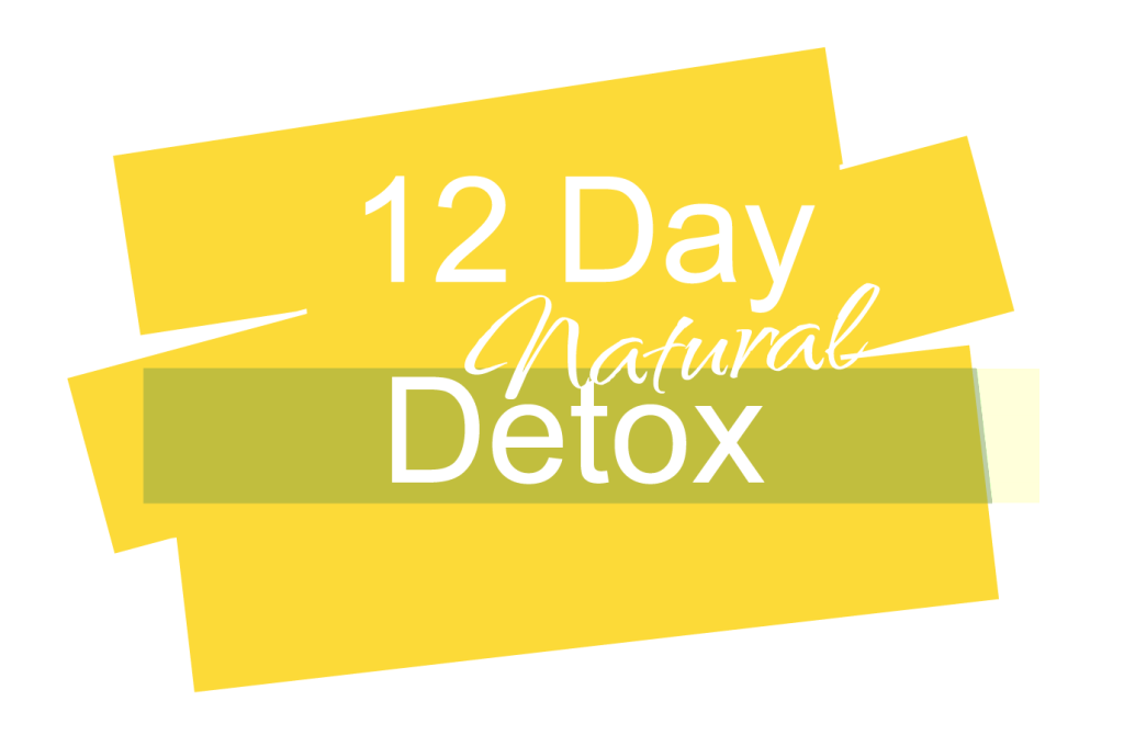 12 DAY DETOX/CLEANSE